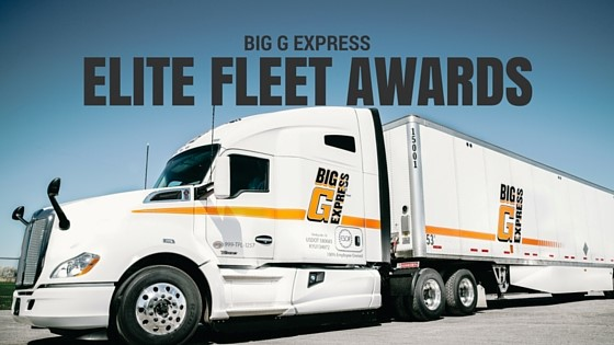 April Elite Fleet Awards