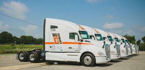 One of the Top Trucking Companies & Truckload Services | Big