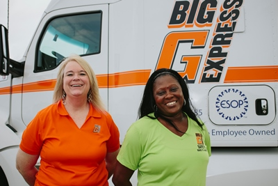 Big G Express Is Hiring
