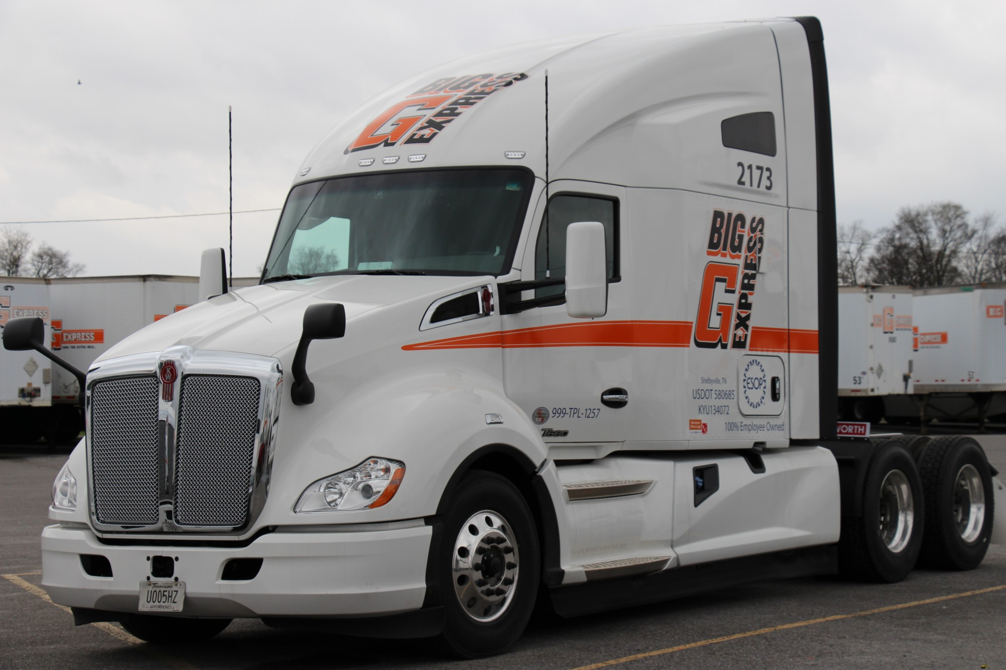 Late Model Equipment - Kenworth T680