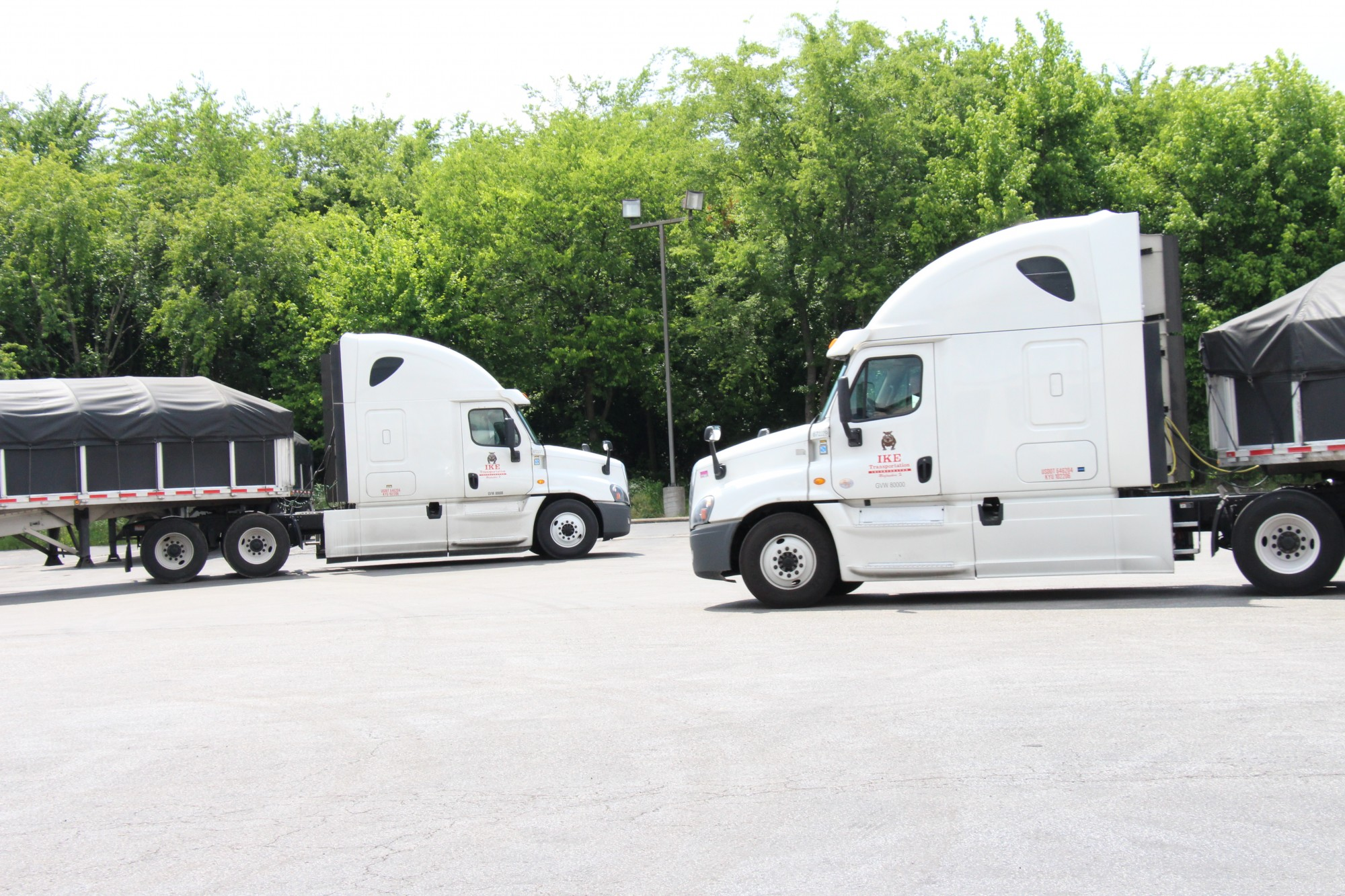Big G Express Acquires Ike Transportation