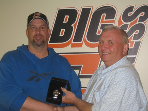 May Driver of the Month-Kevin Kirk