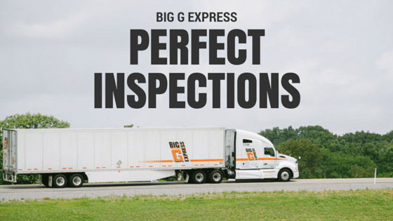 Perfect Inspections February and March