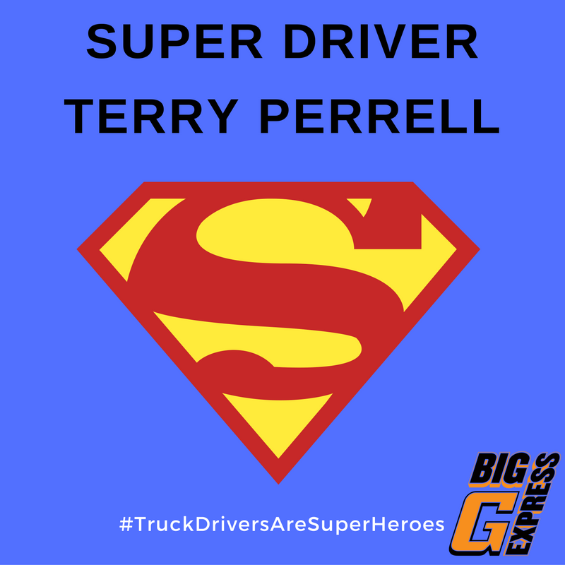 Truck Driving Super Heroes - Terry Perrell